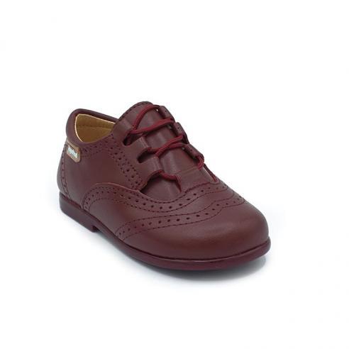 Zapato ANGELITOS tipo inglesita con...