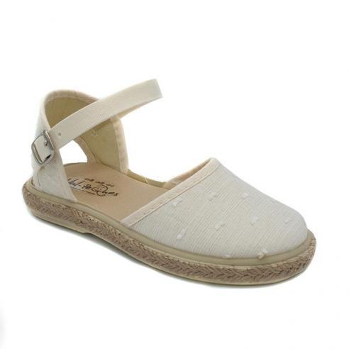Zapato infantil niña VUL-PEQUES talón...