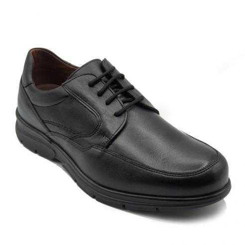 Zapato hombre ANCHO ESPECIAL cordón...