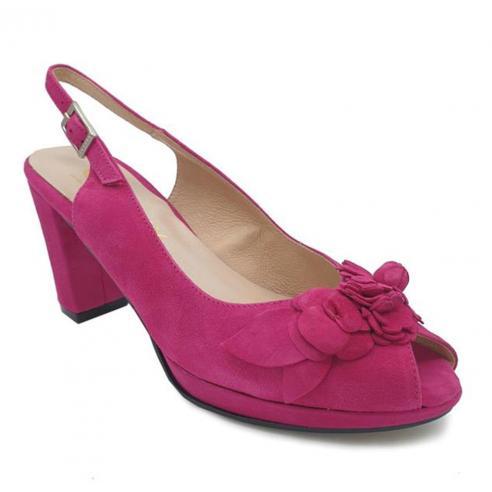 Zapato fiesta ZANY en ANCHO ESPECIAL...