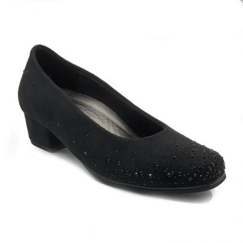 Zapato salón tacón bajo Doctor...