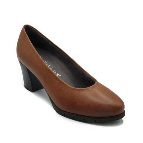 Zapato tipo salon mujer PITILLOS en...